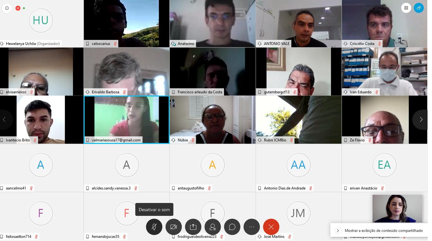 CSBHAJ realiza 23ª Reunião Extraordinária de forma virtual